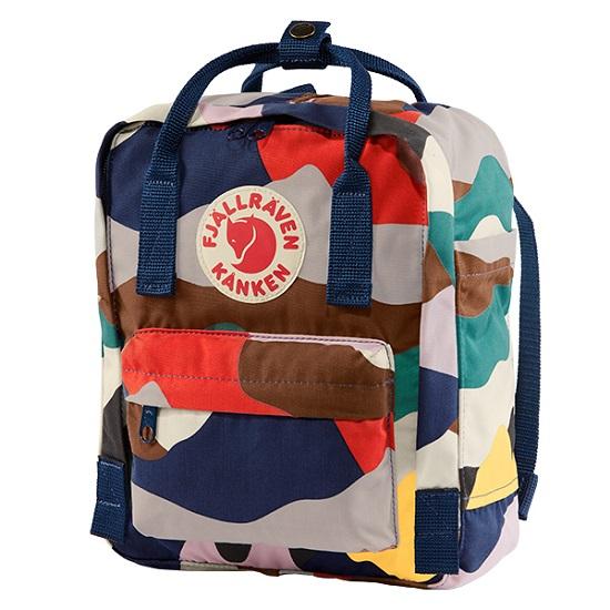 FJ/ÄLLR/ÄVEN Backpack Kanken Art Polyester